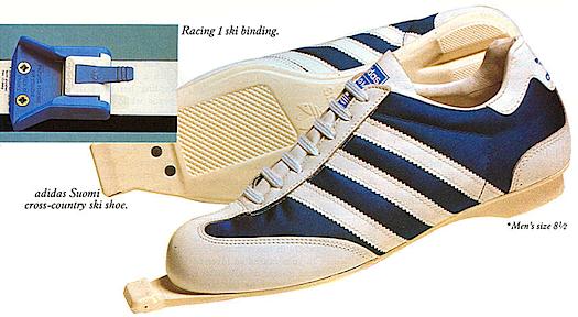 Adidas Suomi Ski Boots